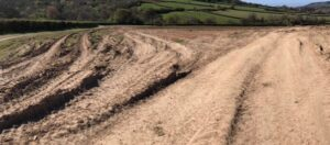 Severe Soil Compaction Damages Soil Structure and Decreases Crop Yields